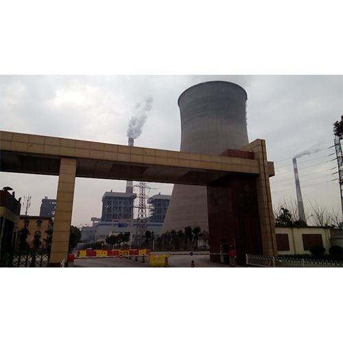 武漢青山熱電廠14 機組(350MW)