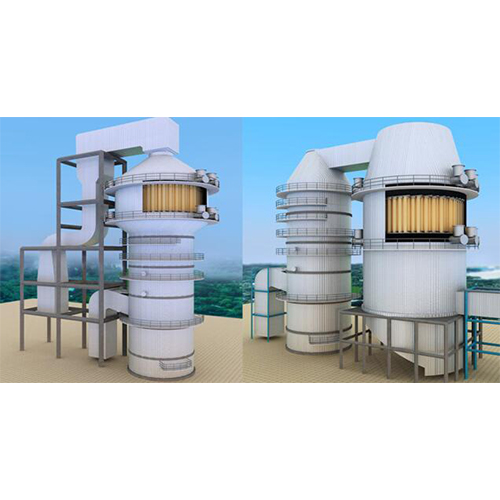 湿式静电除尘系统
